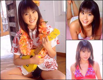 橋本彩デジタル写真集「SWEET GIRL」