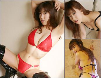 川原洋子デジタル写真集「官能美体 vol.2」