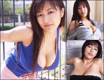 山口絵里奈デジタル写真集「GREAT J vol.2」