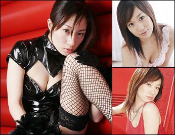 一ノ瀬文香デジタル写真集「Temptation of maiden 乙女の誘惑」