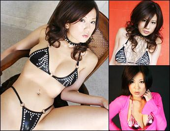 松井沙也香デジタル写真集「解禁」
