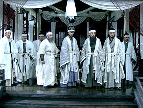 三国志 Three Kingdoms 第5部 《奸雄終命》 第58話 諸葛亮、喪に服す (日本語吹き替え版)
