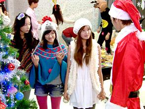パフェちっく!〜スイート・トライアングル〜 第15話 「恋人達のクリスマス」