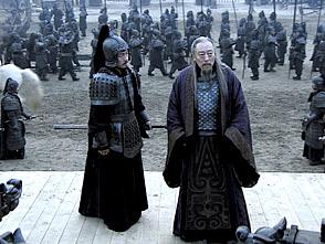 三国志 Three Kingdoms 第7部 《危急存亡》 第85話 罵って王朗を殺す (日本語吹き替え版)