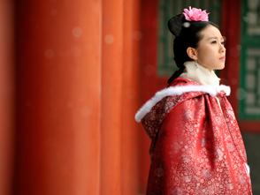 宮廷女官 若曦(じゃくぎ) 第1話 「時空を超えて」