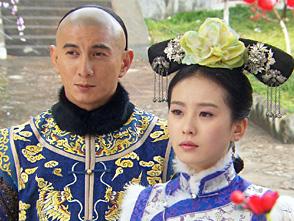 宮廷女官 若曦(じゃくぎ) 第18話 「サンザシと茶菓子」