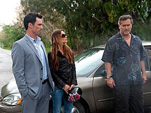 バーン・ノーティス 元スパイの逆襲  シーズン4 第1話 友と敵