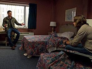 """スーパーナチュラル シーズン8 第1話 煉獄からの脱出 """"WE NEED TO TALK ABOUT KEVIN"""""""