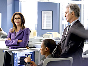MAJOR CRIMES 〜重大犯罪課〜 シーズン1 第2話 「罪深き夫」 Before and After
