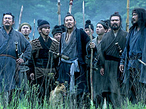 項羽と劉邦 第9話 「始皇帝死す」 (日本語吹替版)