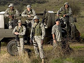 ザ・ユニット 米軍極秘部隊 シーズン1 第7話 献身の果て