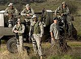 ザ・ユニット 米軍極秘部隊 シーズン1 第8話 地獄の教練