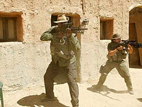 ザ・ユニット 米軍極秘部隊 シーズン2 第2話 不可能な暗殺
