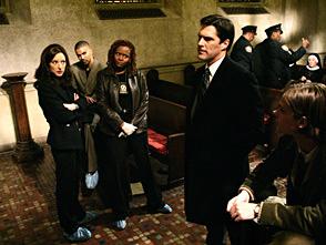 """クリミナル・マインド/FBI vs. 異常犯罪 シーズン1 第17話 マンハッタンの処刑人 """"REAL RAIN, A"""""""
