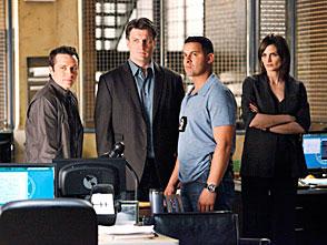 キャッスル/ミステリー作家のNY事件簿 シーズン2 第21話 54分署の汚職警官