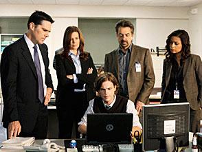 クリミナル・マインド/FBI vs. 異常犯罪 シーズン4 第9話 危険な出会い