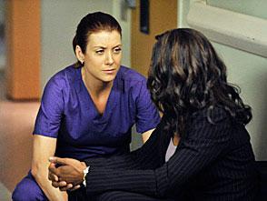 プライベート・プラクティス:LA診療所 シーズン3 第23話 美しき友情の終わりに