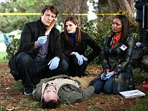 キャッスル/ミステリー作家のNY事件簿 シーズン3 第8話 地下に潜むヒーロー