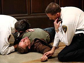 キャッスル/ミステリー作家のNY事件簿 シーズン3 第19話 秘密だらけの裁判所
