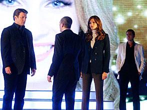 キャッスル/ミステリー作家のNY事件簿 シーズン3 第23話 ミスコン殺人事件