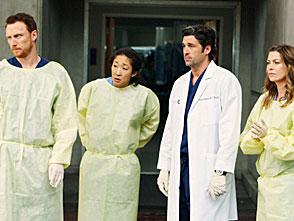 グレイズ・アナトミー シーズン5 第11話 やまない祈り