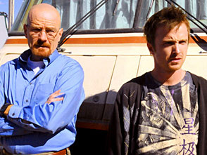 ブレイキング・バッド シーズン3 第6話 追いつめられた二人