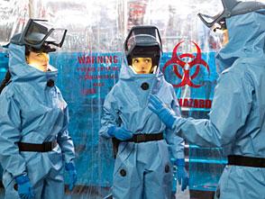 ボーンズ シーズン8 第23話 殺人ウイルスの恐怖