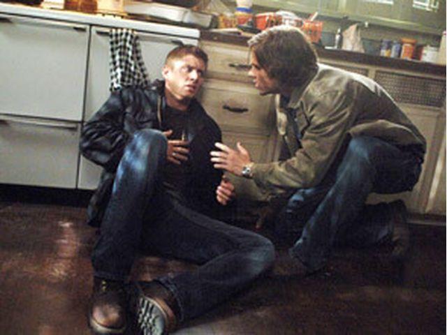 スーパーナチュラル シーズン4 第2話 Are You There, God? It's Me, Dean Winchester / 66の封印