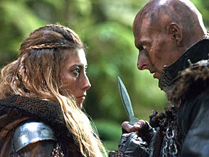 THE 100 / ハンドレッド 第12話 WE ARE GROUNDERS - PART I