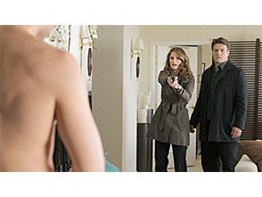 キャッスル/ミステリー作家のNY事件簿 シーズン4 第20話 ロンドン警視庁の男