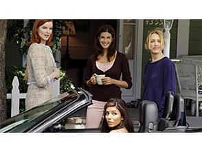 デスパレートな妻たち シーズン1 第3話 ガラスの理想