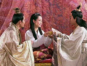 武則天 秘史 第22話「韓国夫人の死」