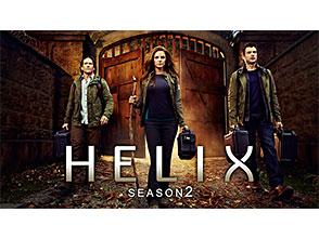 ヘリックス/HELIX -黒い遺伝子- シーズン2 第5話 地下牢