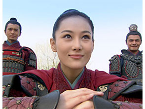 岳飛伝 THE LAST HERO 第32話 皇帝の自覚
