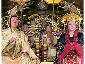 武則天 秘史 第49話「裴炎の反逆」