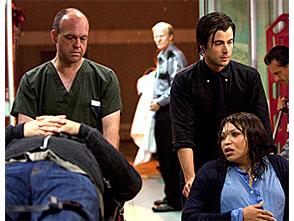 プライベート・プラクティス:LA診療所 シーズン6 第4話 嵐のER