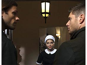 スーパーナチュラル シーズン10 第6話 執事は知っている