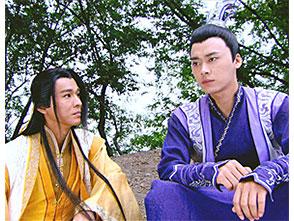 古剣奇譚〜久遠の愛〜 第3話 芽生える友情