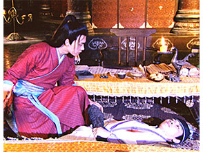 古剣奇譚〜久遠の愛〜 第8話 旅立ち