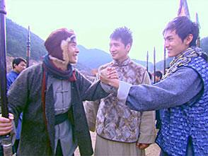 江湖の薔薇 第22話