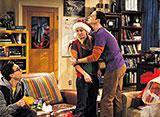 ビッグバン★セオリー/ギークなボクらの恋愛法則 シーズン2 第11話 クリスマス・プレゼント選びの法則