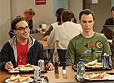 ビッグバン★セオリー/ギークなボクらの恋愛法則 シーズン2 第16話 クッションとペイントボールの法則