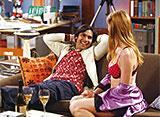ビッグバン★セオリー/ギークなボクらの恋愛法則 シーズン3 第21話 天才女性物理学者がお泊まりした場合の法則