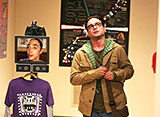 ビッグバン★セオリー/ギークなボクらの恋愛法則 シーズン4 第2話 オタク青年 VS スティーブ・ウォズニアックの法則