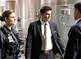 ボーンズ シーズン4 第25話 赤ワインは血の香り