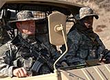ザ・ユニット 米軍極秘部隊 シーズン2 第17話 荒野の戦闘