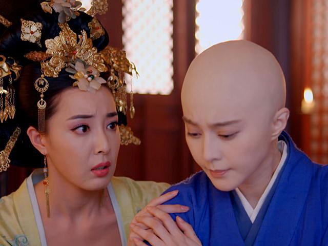 武則天-The Empress- 第54話 胸に秘めた想い | ドラマ | パソコンでも ...