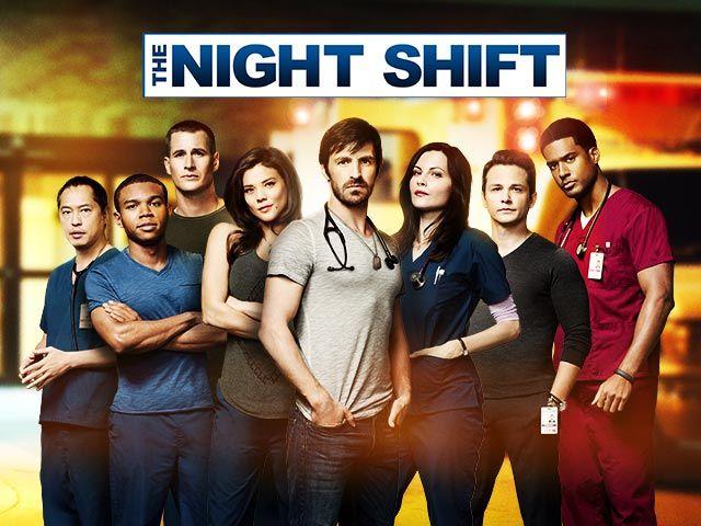 ナイトシフト 真夜中の救命医 シーズン2 第8話 ヒーローの倒れた夜