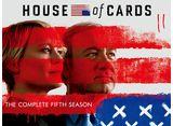 「ハウス・オブ・カード 野望の階段 シーズン5」全話パック