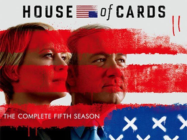 ハウス・オブ・カード 野望の階段 シーズン5 第63章